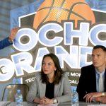 El tec Hidalgo presentó el logotipo de los Ocho Grandes 2019
