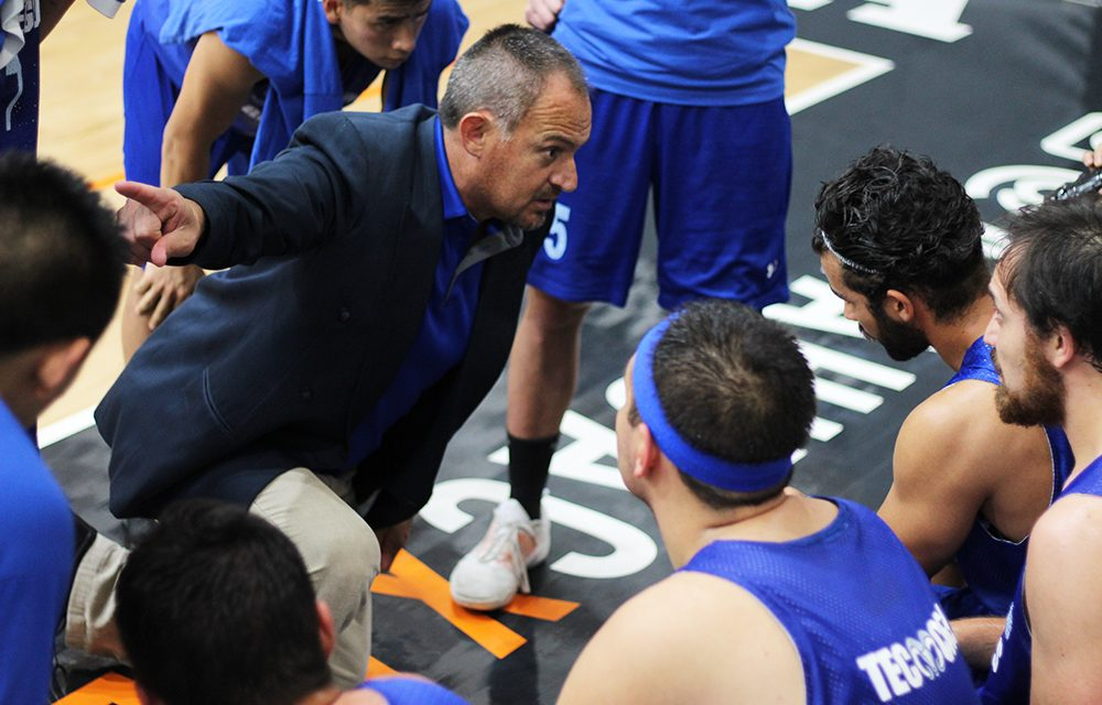 «Cuando me pongo el saco de entrenador mis hijos son todos»: Javier González Rex