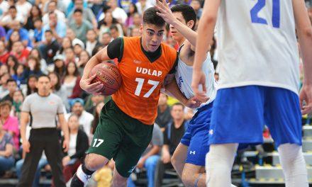 Los Aztecas de la UDLAP con paso firme a las Semifinales