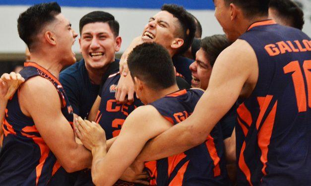 Espectacular victoria del CEU de Monterrey sobre el Tec Guadalajara