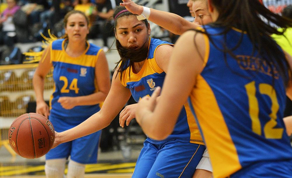 """""""Es la mejor experiencia que un deportista universitario puede imaginar"""": Jacqueline Ramírez"""