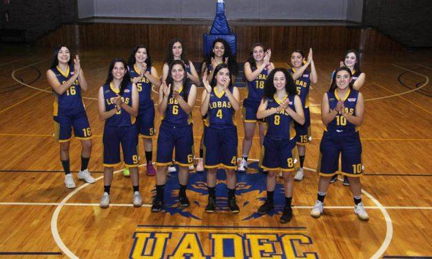 Concluye participación de Lobas UAdeC en Campeonato Nacional