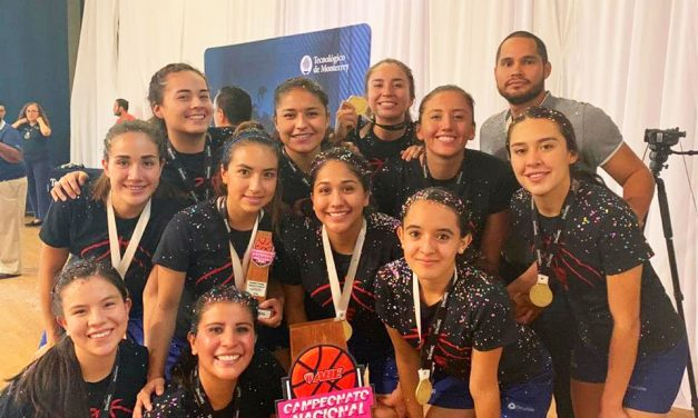 Universidad De La Salle Bajío campeonas de la División II Femenil