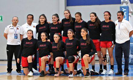 Las Águilas UPAEP van a la final del Ocho Grandes 2019