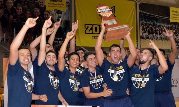 UNAM, campeones de la División II 2019