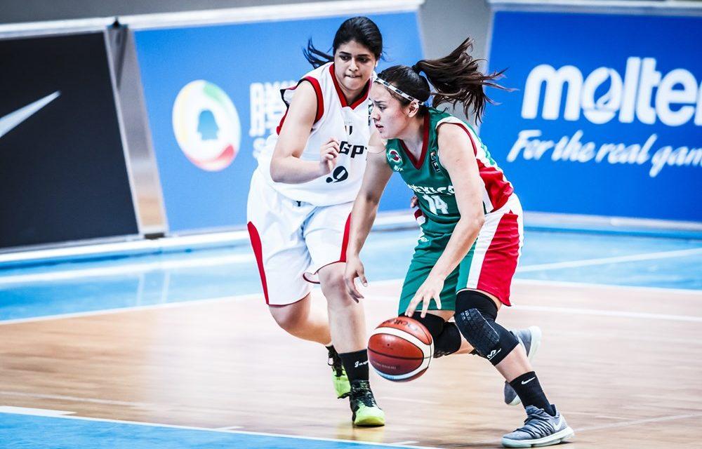 Alexia González, fortalecida tras representar a México en Universiada Mundial Nápoles 2019