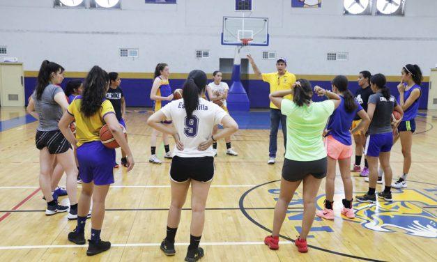 Continúan los entrenamientos de la UANL de cara a la Temporada 2019-2020