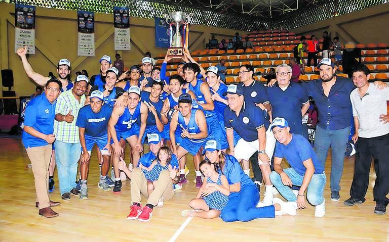 """Los Borregos Hidalgo campeones de la Copa """"Leyendas del Baloncesto"""""""