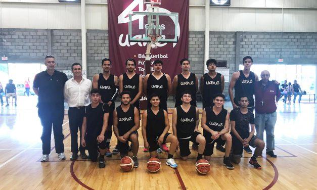 UANE, Tec de Monterrey y la UANL se enfrentaron en Saltillo
