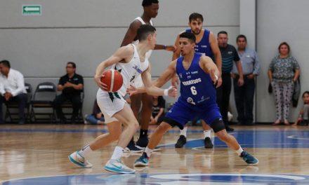 Los Borregos Hidalgo vencen a la NBA Academy en juego de preparación