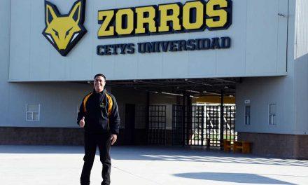 Fidel Bazán se integra al CETYS Universidad