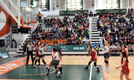 UPAEP femenil se queda con la victoria en el Moe Williams