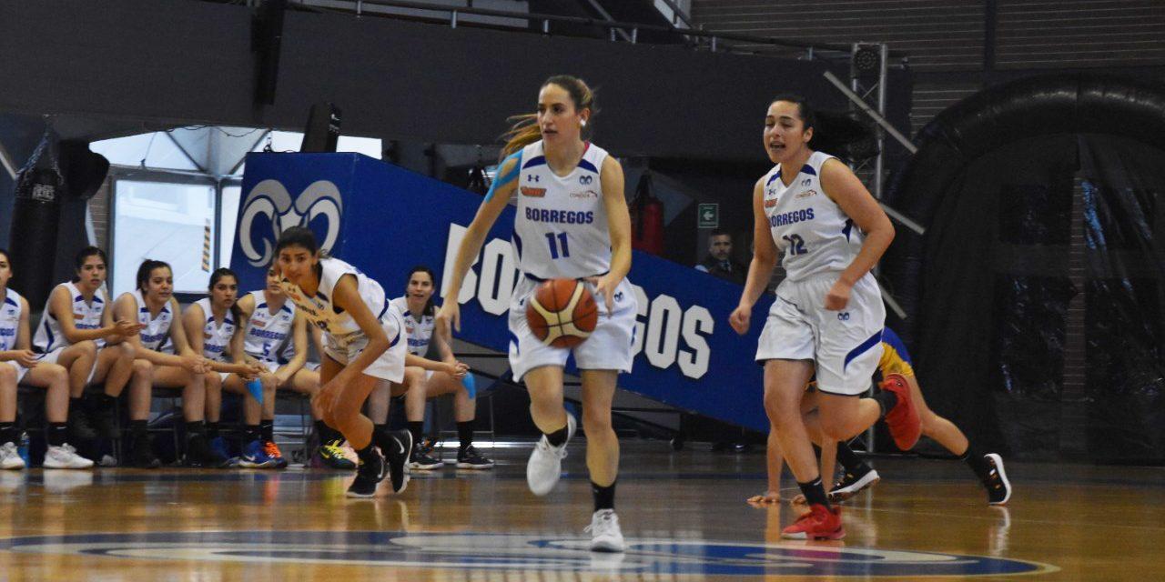 Tec de Monterrey vino de atrás para vencer a la UANL en el Clásico Regio