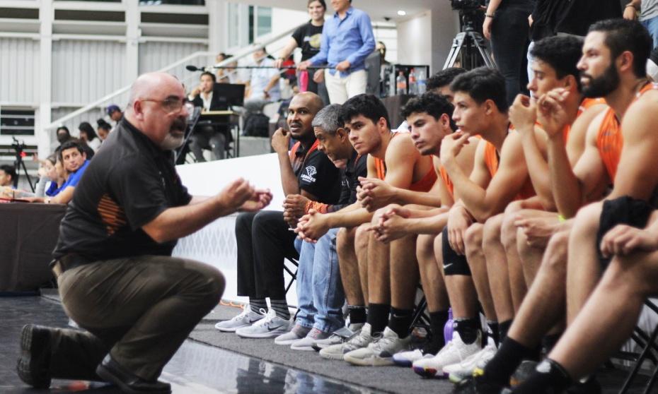 El entrenador Víctor del Barba impartirá webinars gratuitos