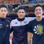 Los hermanos Andriassi se enfrentaron por primera vez en el basquetbol profesional
