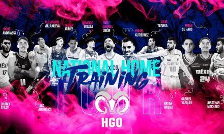 Los Borregos Hidalgo presentan el National Home Training Tour