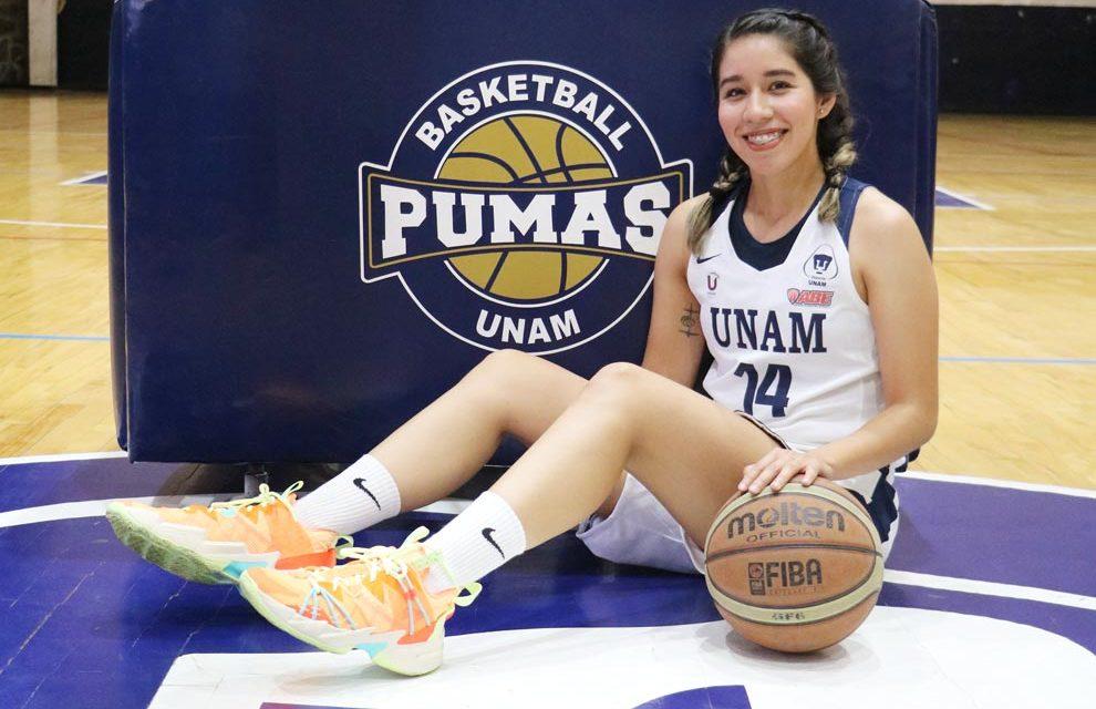 El equipo femenil de la UNAM se prepara para el regreso