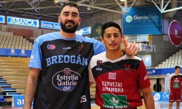 Israel Gutiérrez y Moisés Andriassi disputarán el ascenso a la Liga Endesa